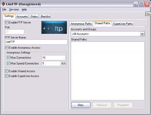Download LiteFTP