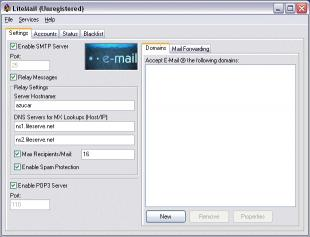 Download LiteMail