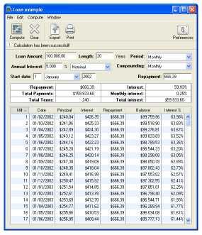 Download Loan Calc