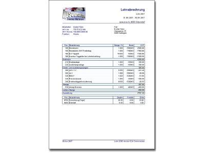 Download Lohnabrechnung Lohn 2014