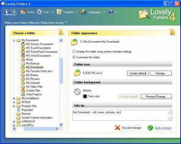 Download Lovely Folders