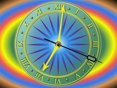 Download Lucent Clock ScreenSaver