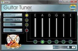 Download Mac classic Guitar tuner