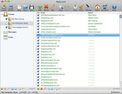 Download Mac Mass Mailer for Leopard