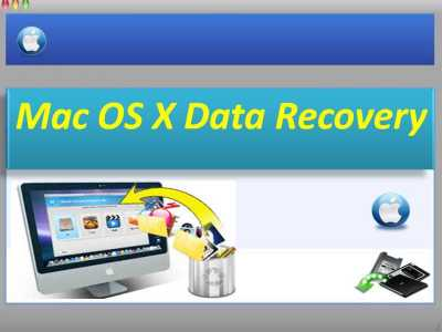 Mac OS X Data Recovery
