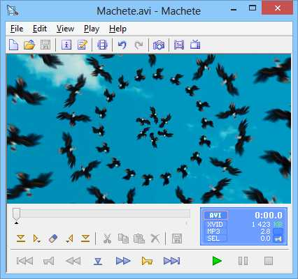 Download Machete Video Editor Lite