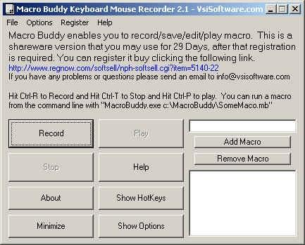 Download Macro Keyboard Mouse Recorder Wizard