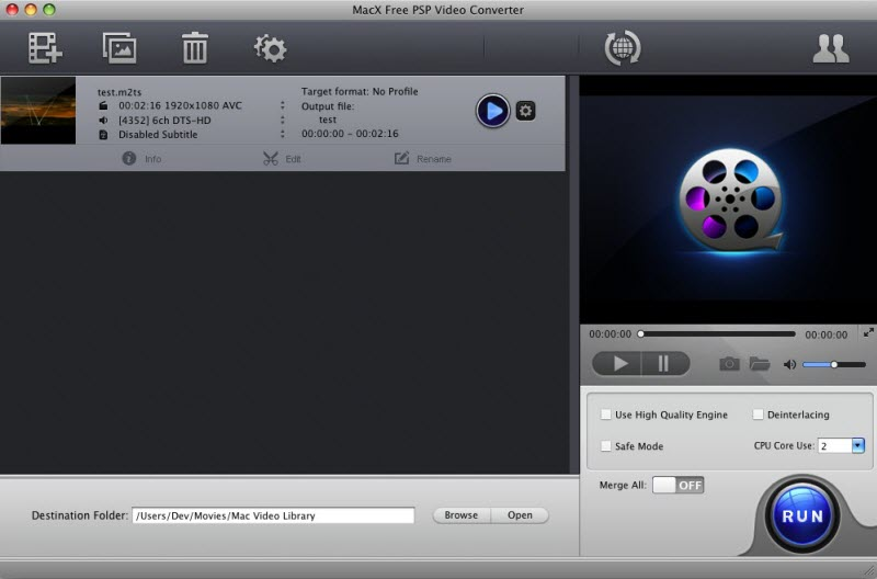 The best free psp video converter — convert any videos to psp.