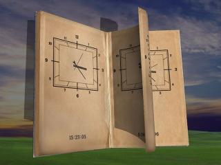 Download Magic Book 3D Screensaver