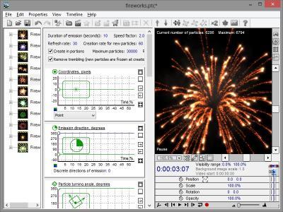 Download Magic Particles