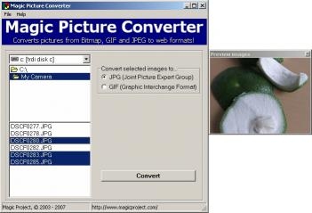 Download Magic Picture Converter
