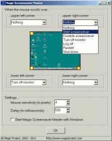Download Magic Screensaver Master