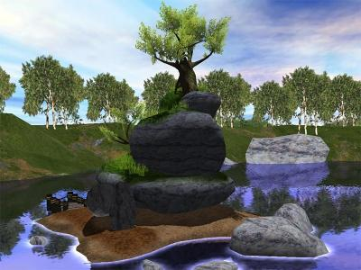 Download Magic Tree 3D Screensaver