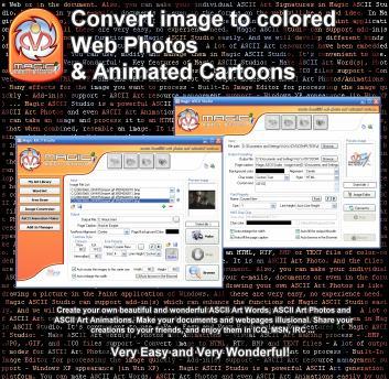 Download Magidea.com - Magic ASCII Studio