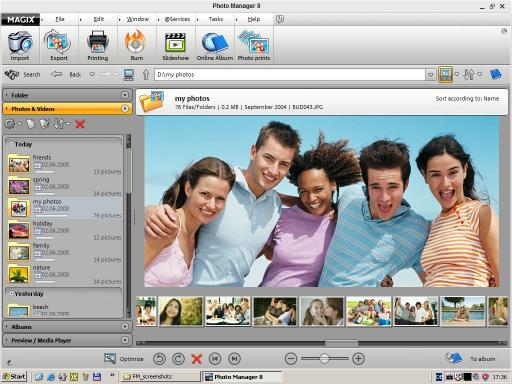 Download MAGIX Photo Manager