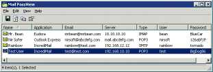 Download Mail PassView