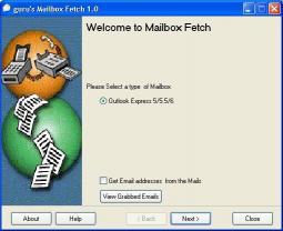 Download Mailbox Fetch