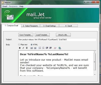 Download MailJet