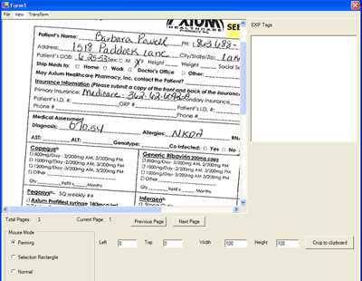 Download MainMedia Tiff Image & Fax ActiveX SDK