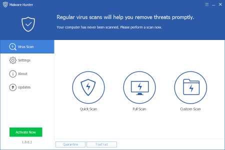 Download Malware Hunter