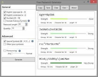 Download Mar Password Generator