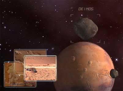 Download Mars 3D Screensaver