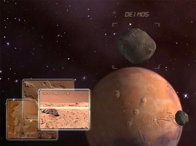 Download Mars Observation 3D Screensaver