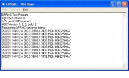 Download MarshallSoft GPS Component for C/C++