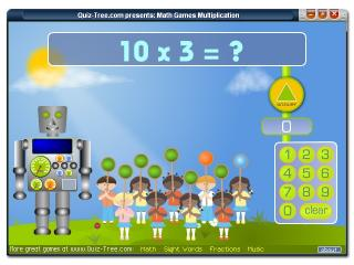 Download Math Games Multiplication