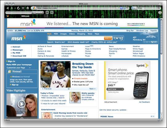 Download Matrix Code Firefox Interactive Theme