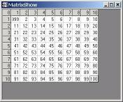 Download MatrixShow ActiveX