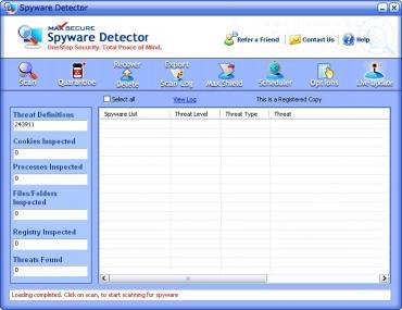 Download Max Anti Spyware Pro