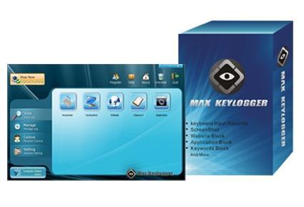 Download Max Keylogger