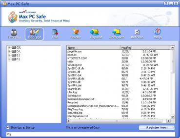Download Max PC Safe