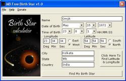 Download MB Birth Star