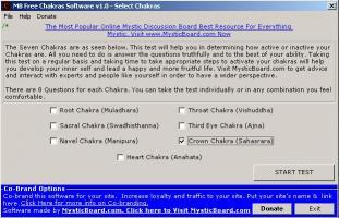 Download MB Chakras Software