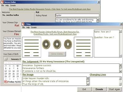 Download MB Chinese Astrology Software