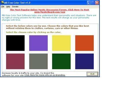 Download MB Color Test