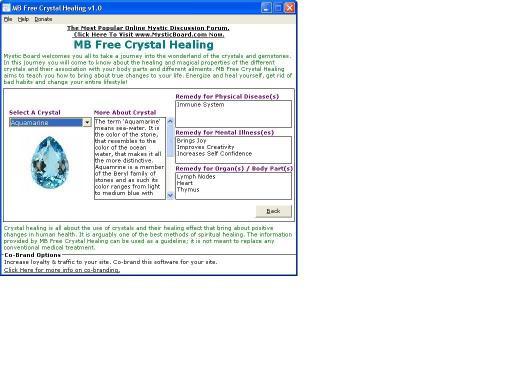 Download MB Crystal Healing