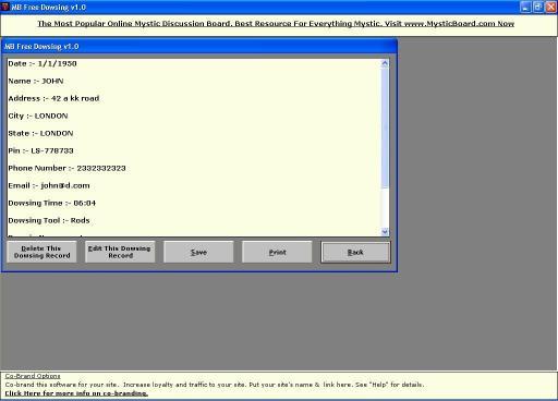 Download MB Dowsing