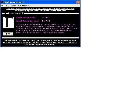Download MB Greek Oracle