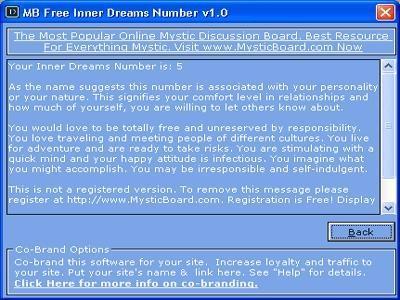 Download MB Inner Dreams Number