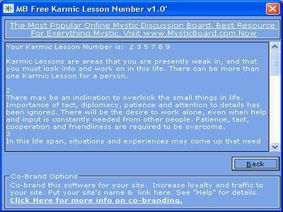 Download MB Karmic Lesson Number