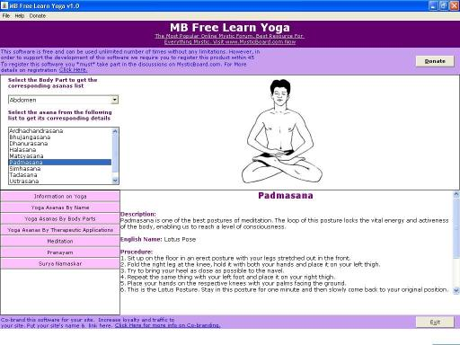 Download MB Learn Yoga