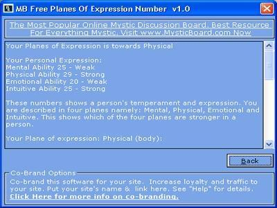 Download MB Planes Of Expression Number