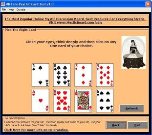 Download MB Psychic Card Test