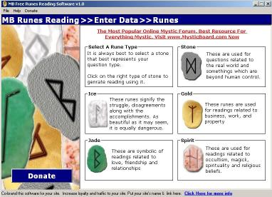 Download MB Runes Reading Software