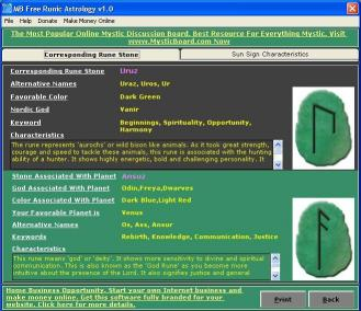Download MB Runic Astrology