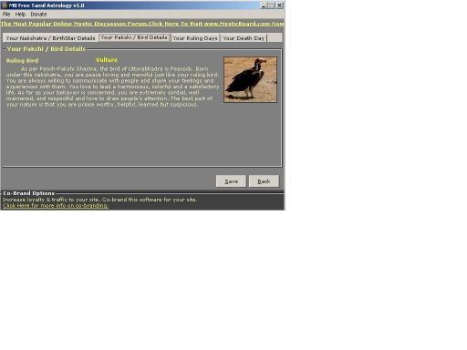 Download MB Tamil Astrology