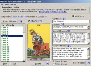 Download MB Tarot Software